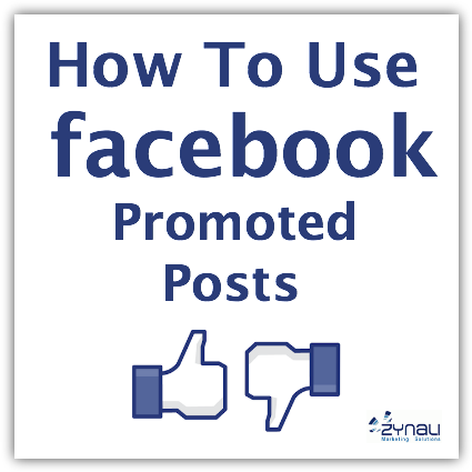 how to use facebook promoted posts