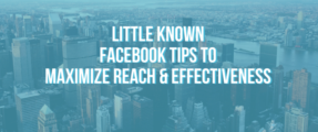 Little-known Facebook Tips for Businesses #ASE16